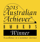 Australian Achiever Awards 2015 - Winner